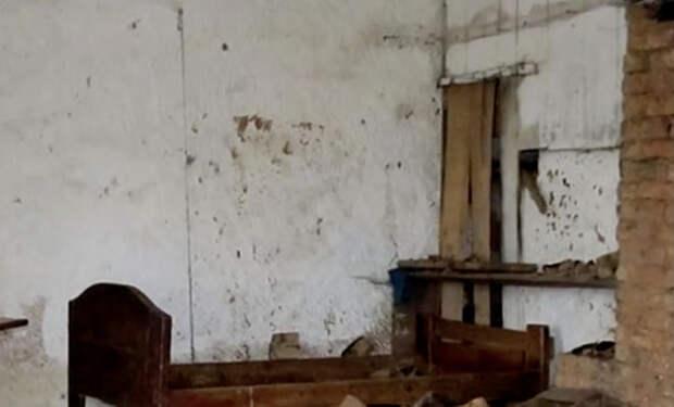 Соседи смеялись над хозяином 100-летнего дома. Прошел месяц и дворцу завидовали