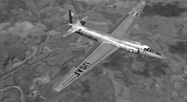 Секретная конголезская ПВО против американских самолётов-разведчиков конго, пво, разведчик, самолёт