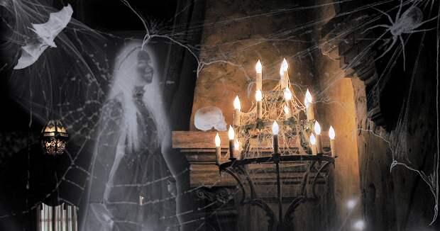Ведьмы, летучие мыши, пауки... Символы Хеллоуина