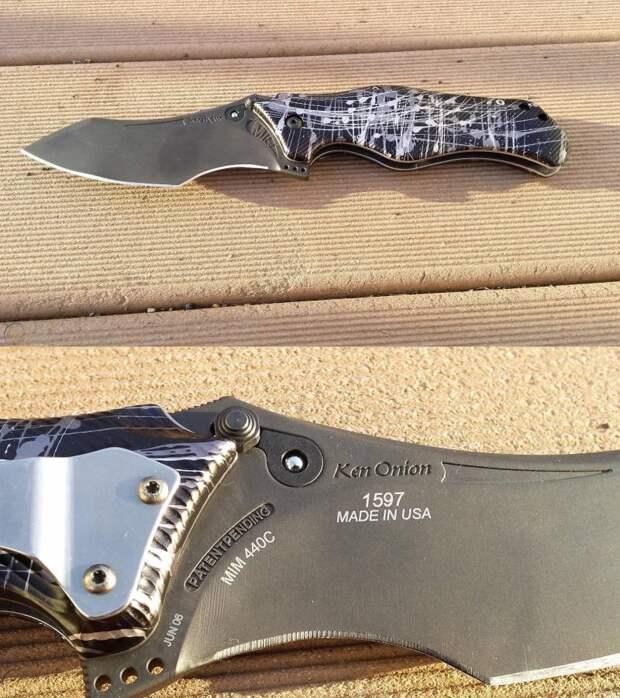 Ножи: эволюция стали