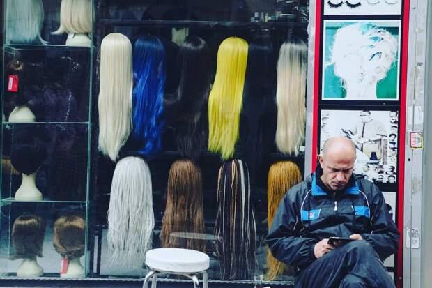Фотопрогулка по стамбульским улочкам