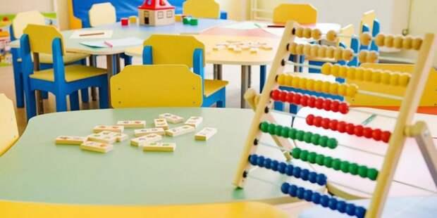 Ракова: В детсадах обеспечено соблюдение всех санитарных требований Фото: mos.ru