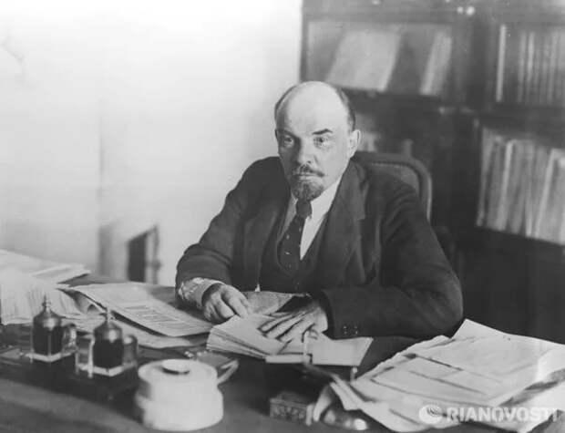 Ленин и деньги