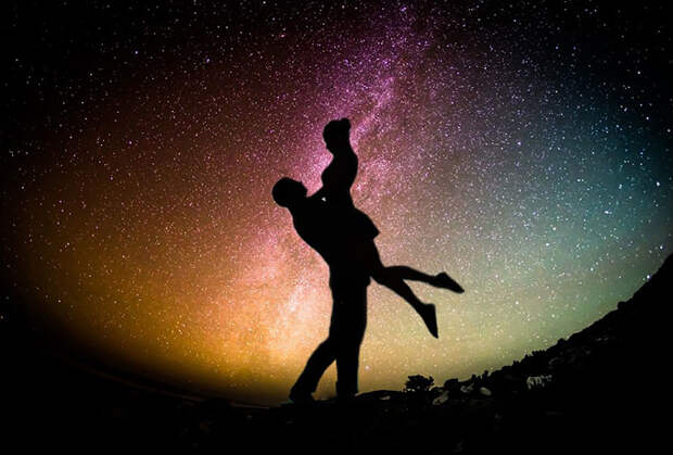 Вселенная посылает нам подходящего человека, когда мы меньше всего ожидаем