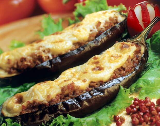 Папуцакья - греческое блюдо из баклажанов