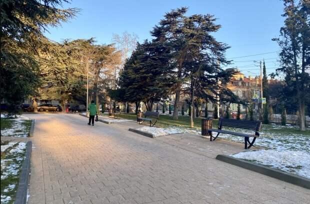 Неделя на уборку: Севастополь решили отмыть