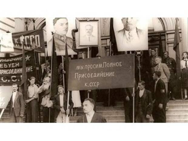 Почему в Прибалтике переворачивается представление о жизни в СССР