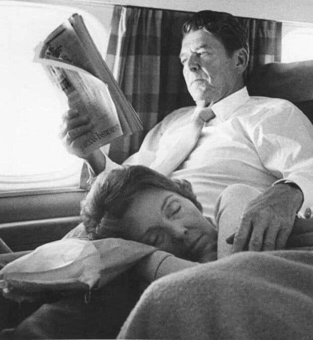 """Президент США Рейган сыну: """"Мужчина, который вкладывает в брак вдвое меньше, чем должен, получает столько же"""""""