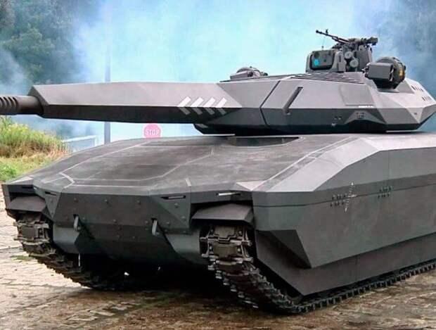 В США не одобрили проект польского танка