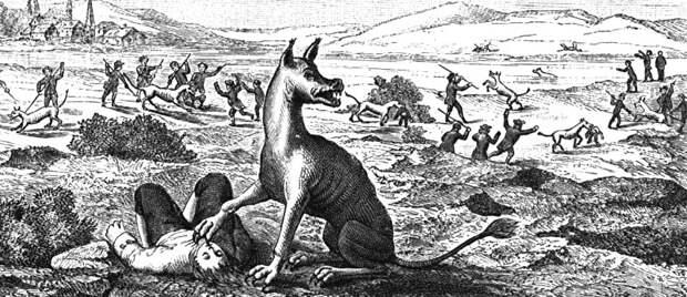 Жеводанский зверь: сказка снесчастливым концом