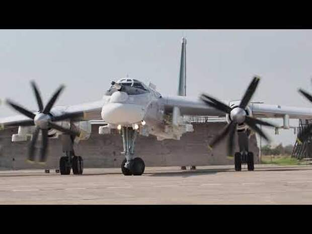 Ту-95 совершил дебютный полет после глубокой модернизации