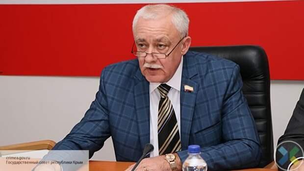 Юрий Гемпель обвинил Порошенко во лжи о Крыме