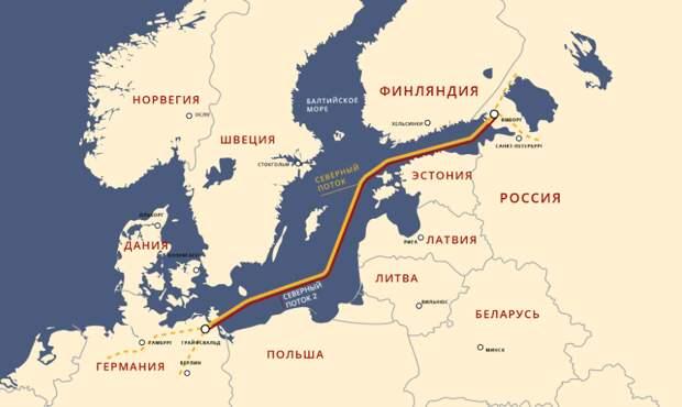 Угрозы санкций США в отношении строителей газопровода «Северный поток – 2» требуют политического ответа