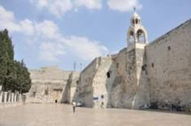 Базилика Рождества Христова вновь открылась в Вифлееме