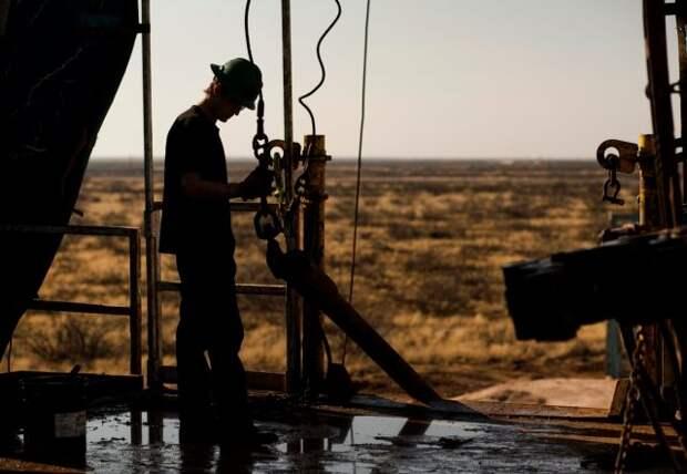 Добыча сланцевой нефти США