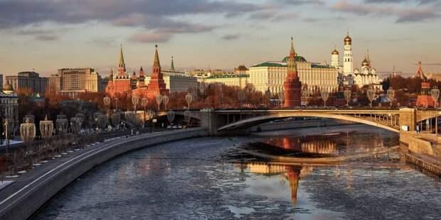 Сергунина: Москва стала первым претендентом на проведение «Экспо-2030»