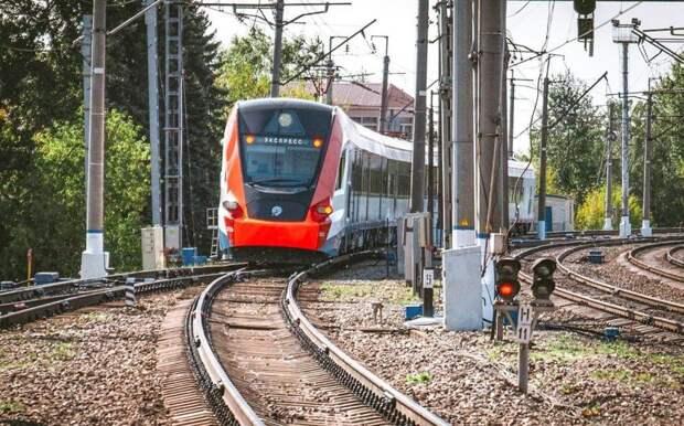 Расписание поездов на платформе Стрешнево изменится в июле Фото: mos.ru