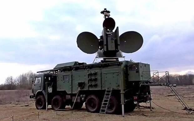 Российские комплексы РЭБ «Красуха-4» ликвидировали 9 турецких беспилотников
