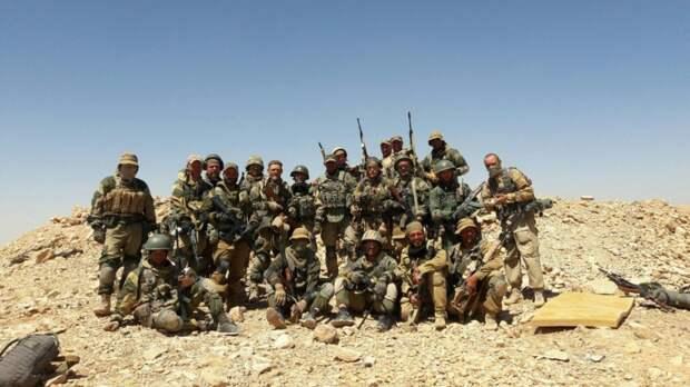 Бойцы «ЧВК Вагнера» рискуют жизнью ради мира без терроризма