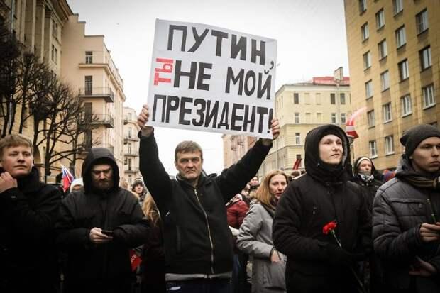 В Новосибирске прошли митинг и пикеты против «полицейщины»