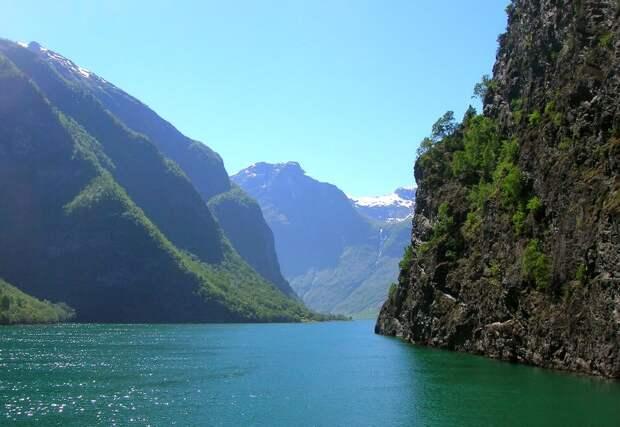 fjords04 Самые красивые фьорды Норвегии