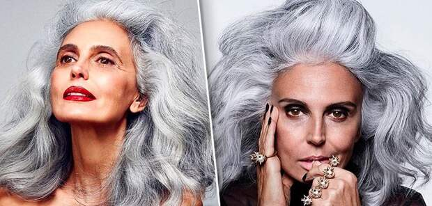 Австрийская модель в 52 доказывает, что у красоты нет возраста