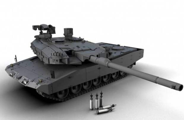 Первый шаг к MGCS. Германия и Франция определят облик нового танка