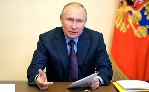 Путин поручил расширить программу диспансеризации населения
