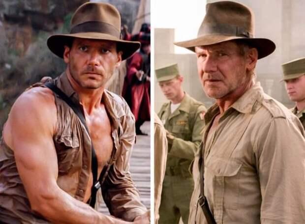 Как изменились актеры, которые много лет снимались в одной кинофраншизе