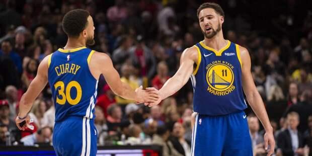 «Юта Джаз» победила «Голден Стэйт» в НБА