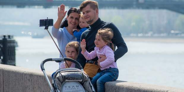 Сотрудники поликлиники в Войковском проезде делятся своими семейными ценностями