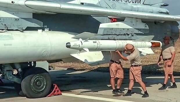 За фасадом побед авиации в Сирии