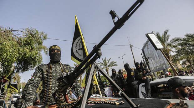 МО РФ: радикалы активизировались в зоне ответственности НАТО в Сирии