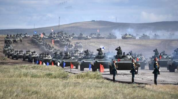 В Госдепе хватаются за сердце! Российская и китайская армии объединились