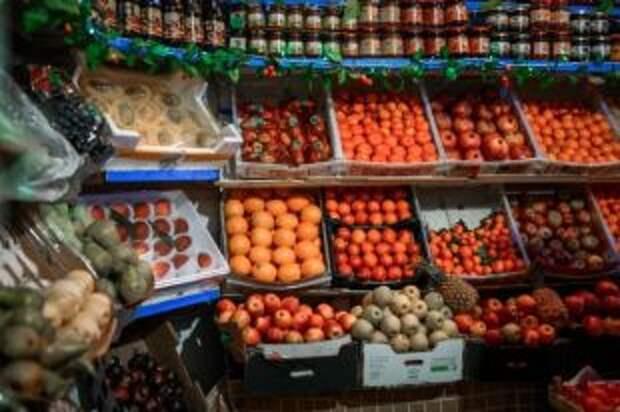 Как во время пандемии привозят фрукты?