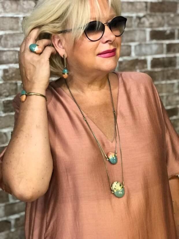 Женщины за 60, которые выглядят модно и современно