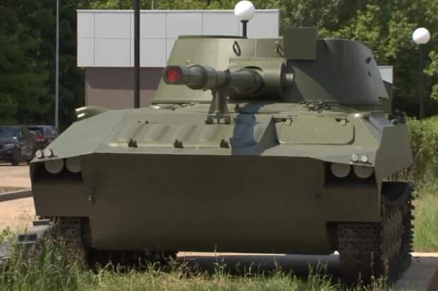 """Всевидящий """"Норов"""": чем был уникален советский опытный """"убийца танков"""""""