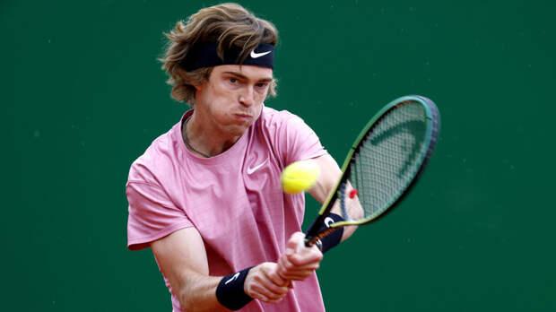 Рублёв поделился ожиданиями от матча с Руудом на турнире ATP в Монте-Карло
