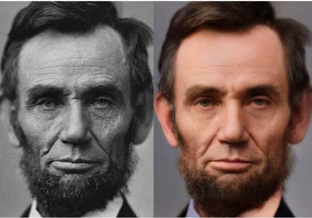 Искусственный интеллект и морщины Линкольна. «Перефотография» и генеративная состязательна сеть GAN