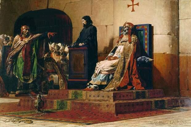 5 самых грешных римских Пап в истории Ватикана