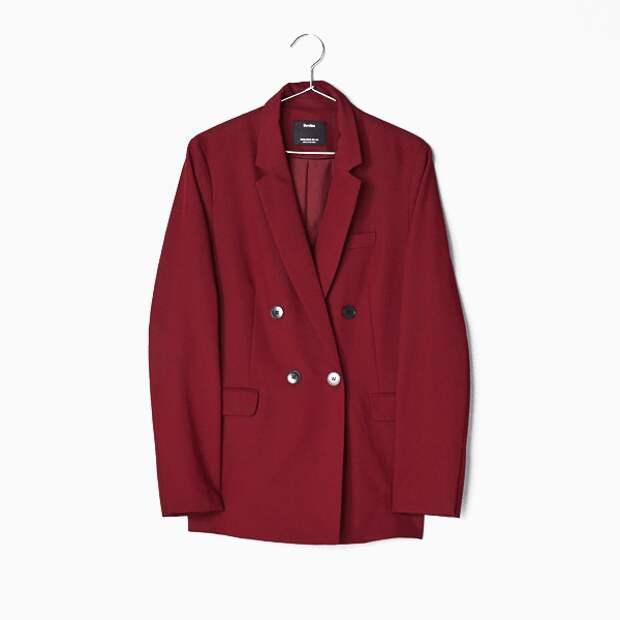 Удлиненный пиджак Bershka