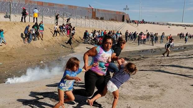 Диктатура меньшинств сломает хребет американской нации