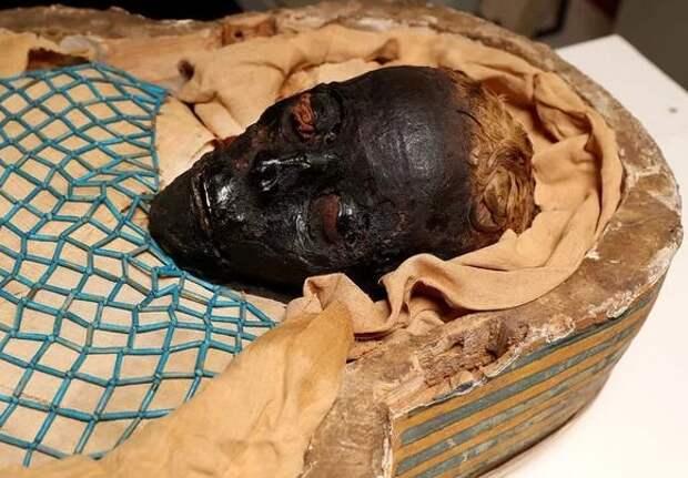В Египте начинается ритуал по вызову Трех Дней Тьмы?