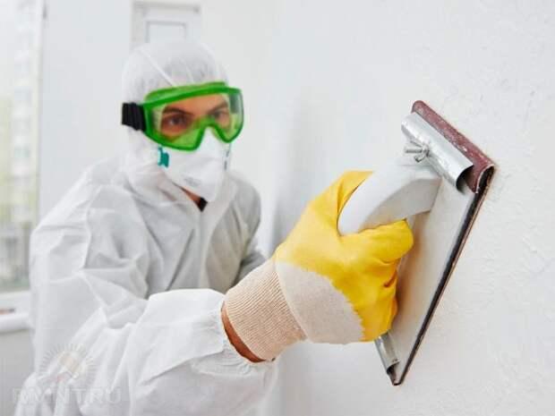 Как правильно пользоваться шпаклевкой в углах стен