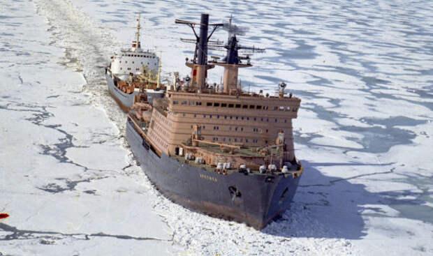 """""""США надо захлопнуть рот"""". Северный морской путь был, есть и останется русским"""