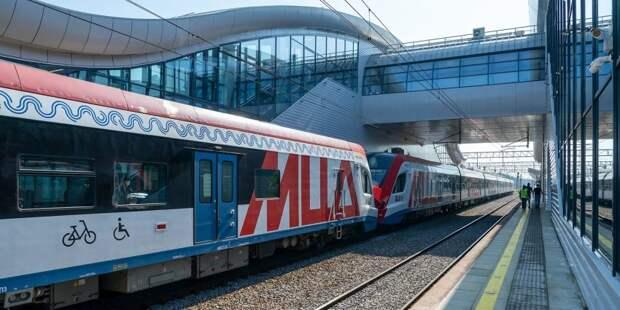 Ховрино станет станцией МЦД-3 в 2023 году