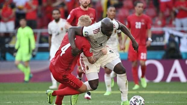 Гол ДеБрейне принес Бельгии победу над Данией ипутевку вплей-офф