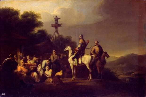 Гаслам-Гирей. Реальный герой кавказских «игр престолов»