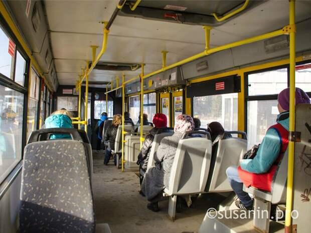 В Ижевске изменится расписание движения автобусов №25 и 56