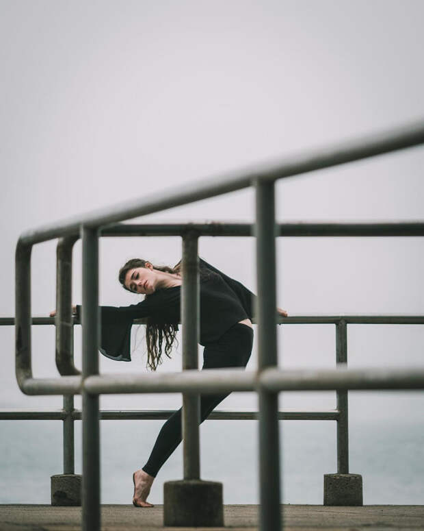 Омар З. Роблес фотографирует танец-6